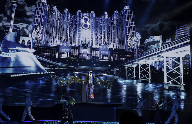Studio City Opens in Macau
