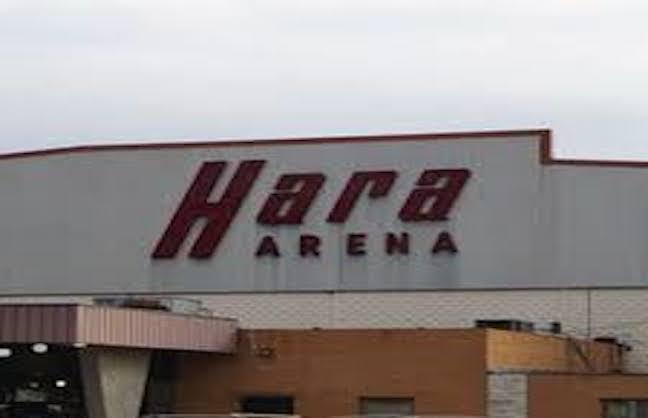 Last Hurrah For Hara Arena