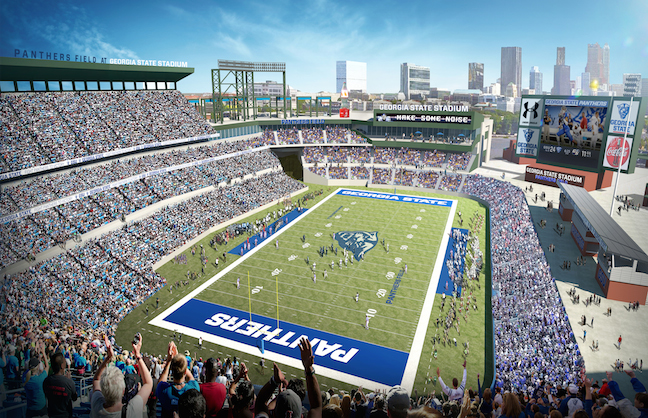 Turner Field Bought By Georgia State