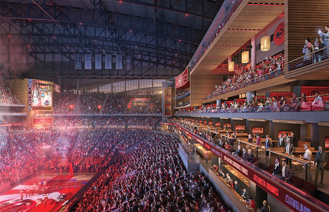 Philips Arena Getting $192.5 Million Makeover