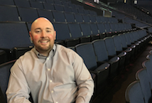 Northcott New GM of Citizens Business Bank Arena
