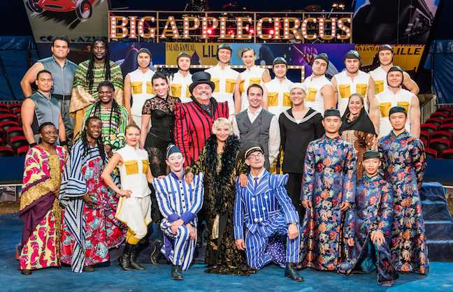 Big Apple Circus Auction Down To The Wire