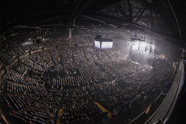 Billy Joel Closes, Reopens NYCB LIVE