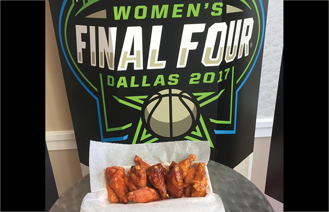 Dallas Final Four A Compelling Win