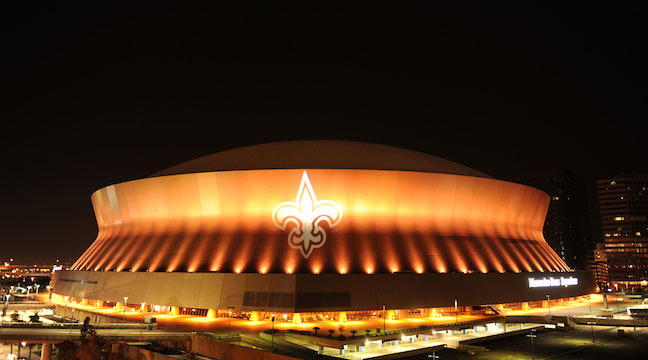 THE JOURNEY BEGINS IN NEW ORLEANS