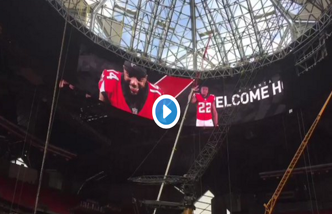 Largest LED Display In Sports Debuts