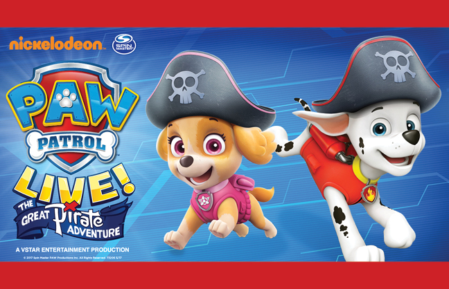 Second Paw Patrol Tour Launched