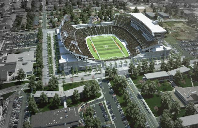 Colorado State Rams Open $220-Million Venue