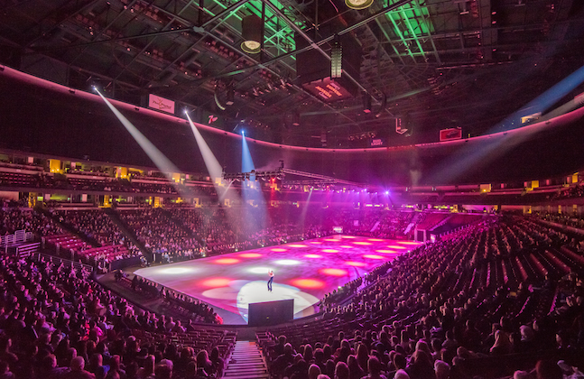 DESIGNING ARENAS FOR THE 2020'S