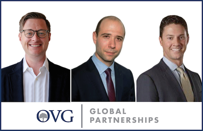 OVG'S Global Partnerships Expands