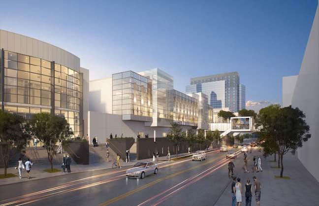 Charlotte Convention Center Expansion Underway