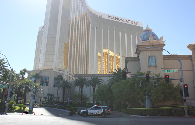 Vegas Hotels Institute Bag Searches