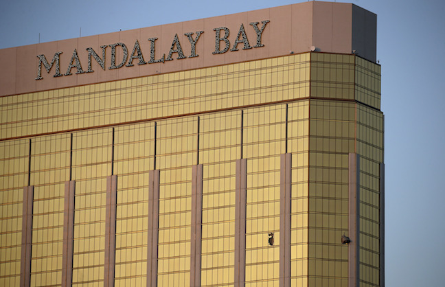 One Day Later, Mandalay Bay Quiet