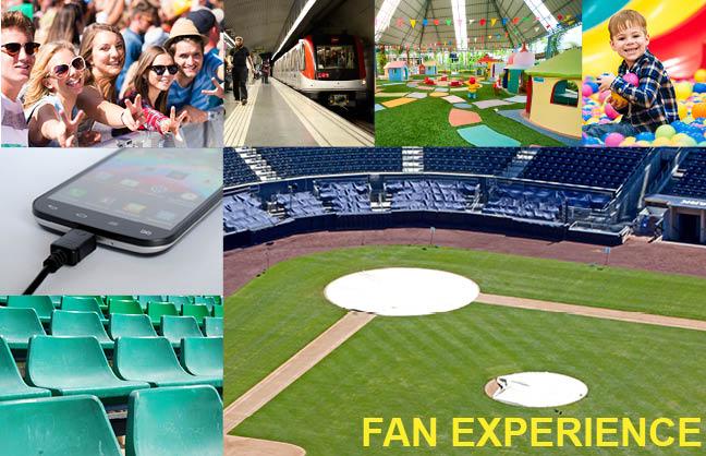 Survey Shows Fans Want Experiences