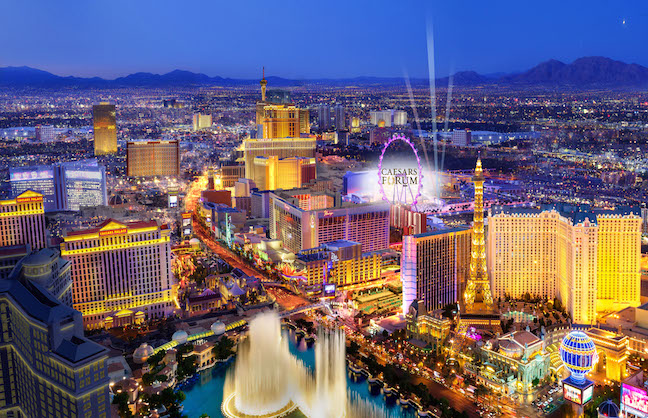 Caesars To Open New Vegas Convention Center