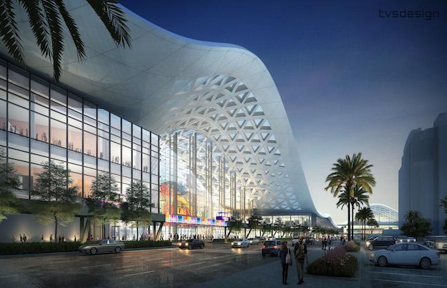 Las Vegas Convention Center Expanding