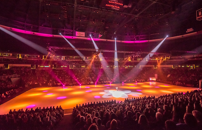 Stars On Ice Ticket Sales Increase