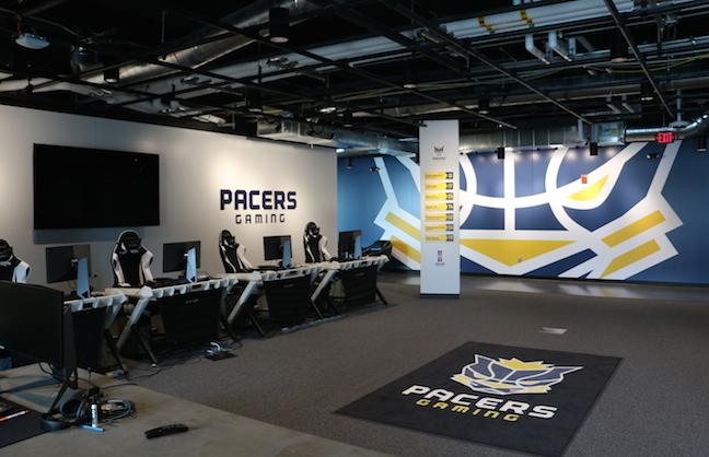 Pacers Gaming Plots Esports Dominance