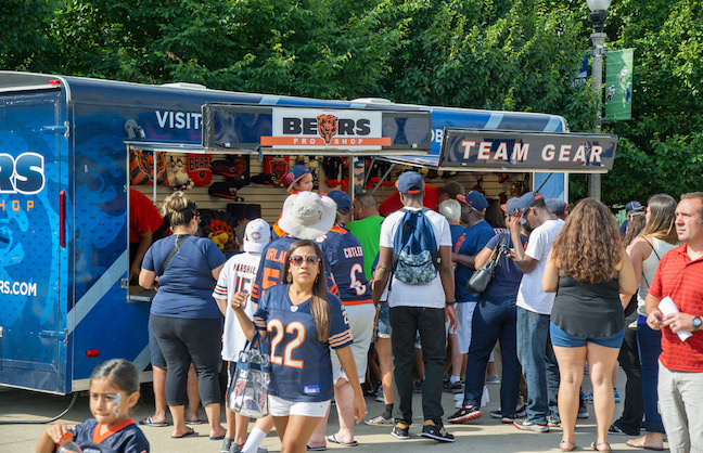 Bears Sticking With Sportservice