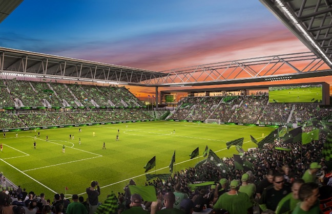A New Home For Austin Soccer?
