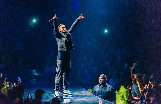 Live! Roundup: Timberlake Back In Business, on the Road Through April