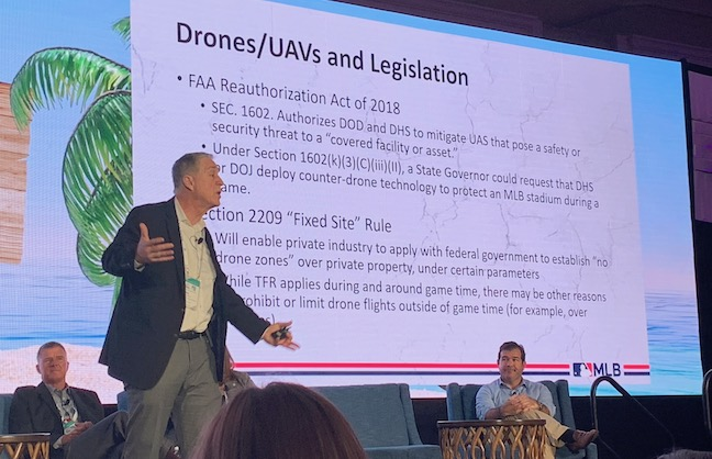 NFL Makes Use Of New Drone Laws