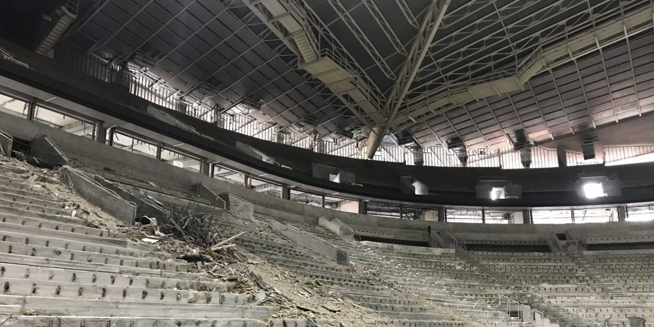 Price at $900M as Seattle Arena Work Advances