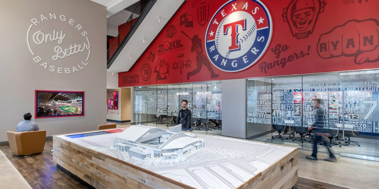 Suites Sales Hot for Globe Life Field