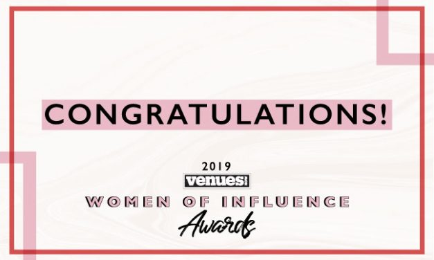 Congratulations 2019 VenuesNow Women of Influence!