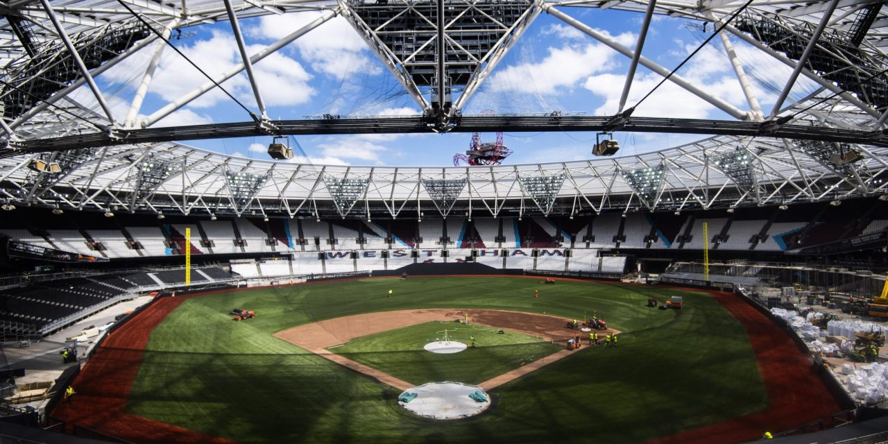 MLB Bringing Baseball Food to London