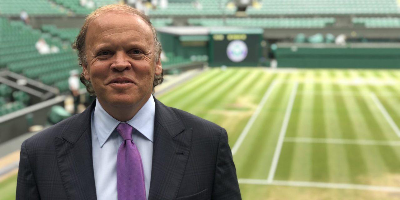 Washington Entrepreneur Mark Ein Takes Over Citi Open Tennis