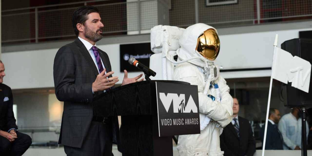 MTV's VMAs Roll Into New Jersey