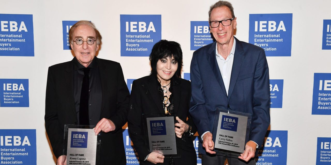 IEBA Hands Out Honors, Salutes Hall of Famers