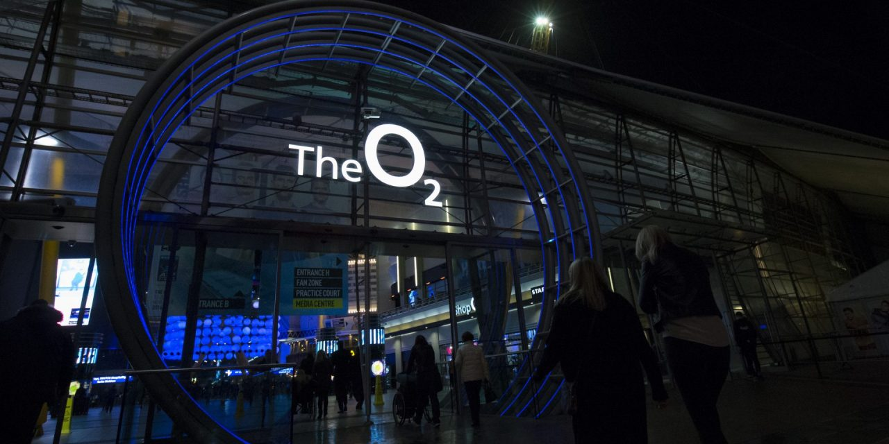 The O2: Tangled Up in Blue