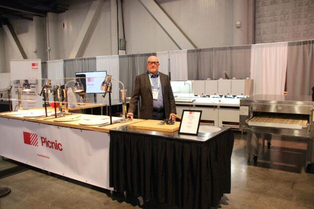 Robotic Pizza Maker Invades CES