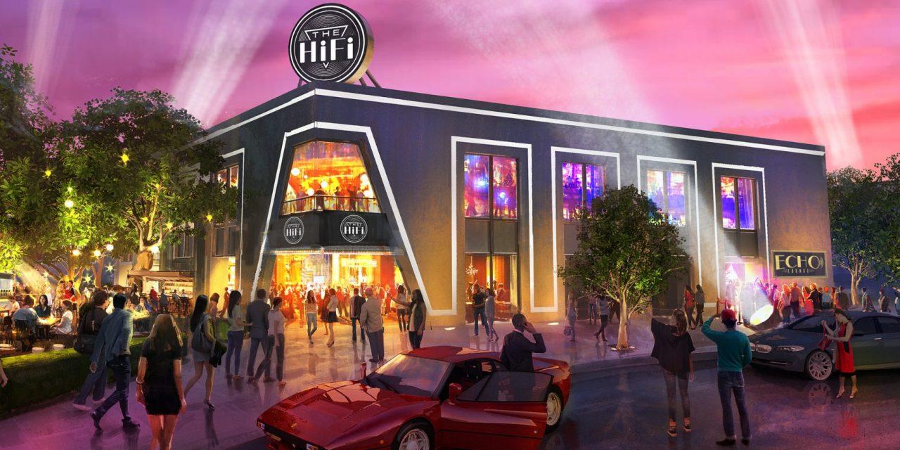 Texas: Live Nation High on The HiFi Dallas Project With Mavericks