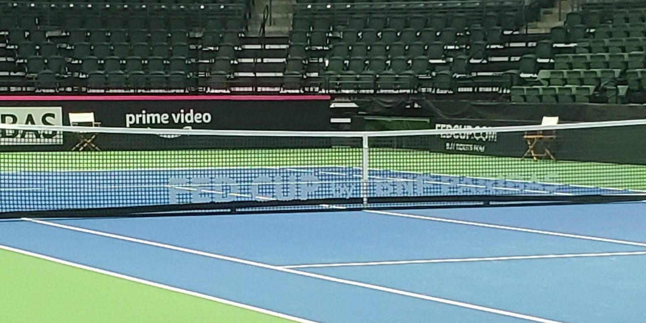 Everett, Wash., Set to Host High-Grossing Fed Cup Event