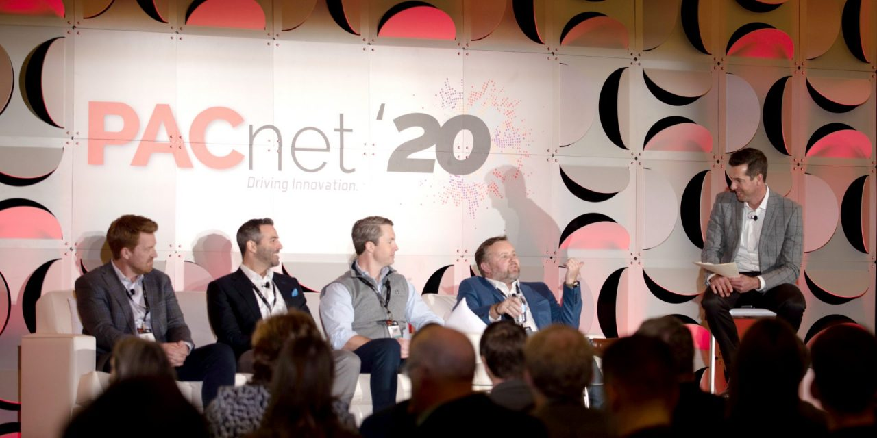 Pacnet '20: Data Does It All