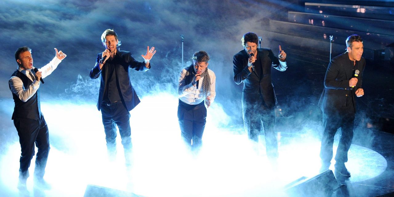 Live! Landmarks: Take That's 2011 Reunion One for the Books