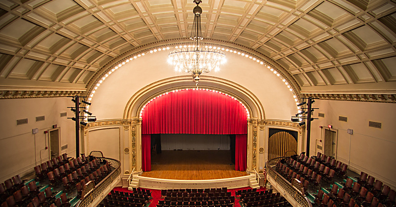 Historic Theaters: Worth Checking Out