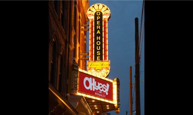 Historic Theaters: New Marquee Has a Job To Do: Uplift