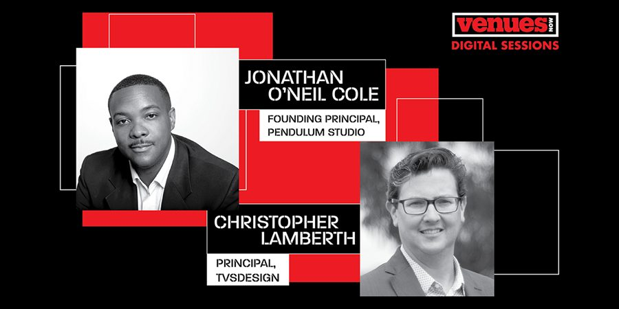 Video: Digital Sessions With Jonathan O'Neil Cole and Chris Lamberth