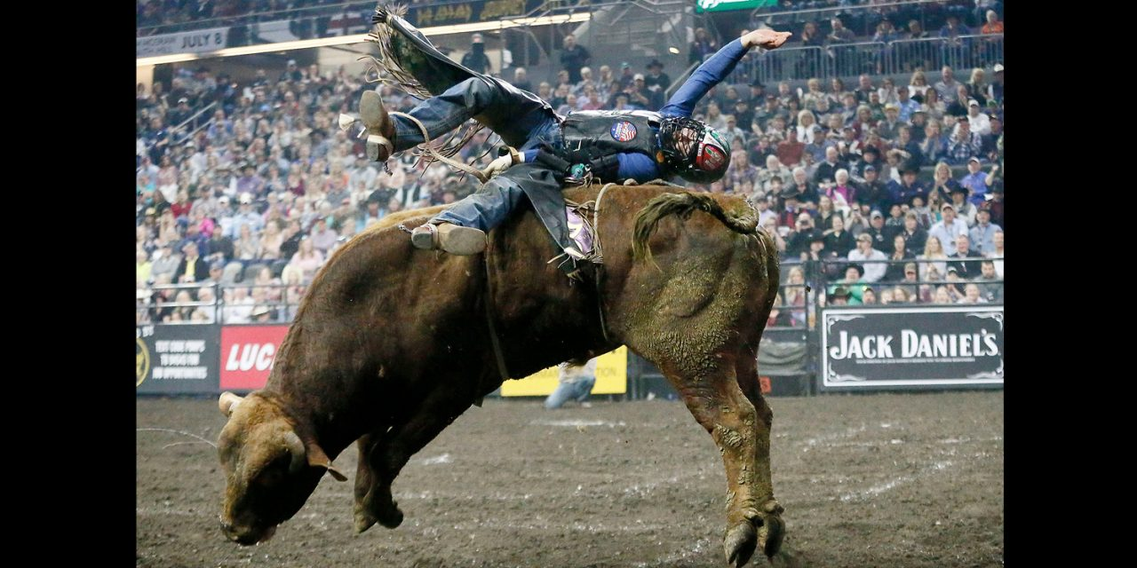 PBR Ready to Put the Boot to Empty Arenas