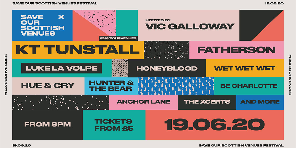 Virtual Festivals to Save U.K. Venues Start Today