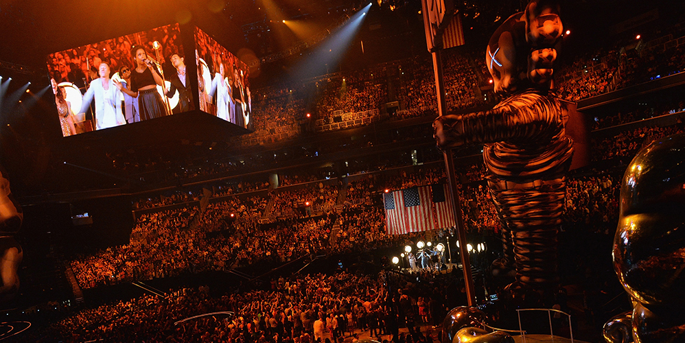 Barclays Center Welcomes Return of Video Music Awards