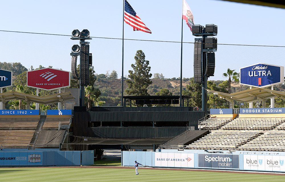 A Sound Investment at Dodger Stadium