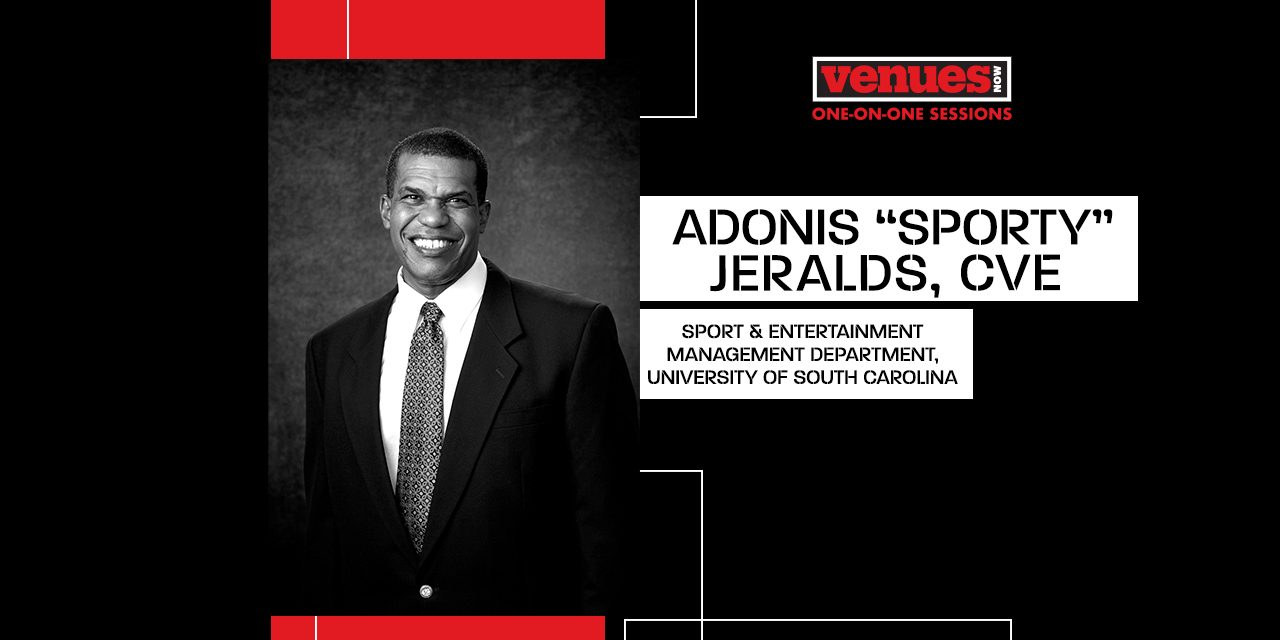 """Video: One-on-One-sessions with Adonis """"Sporty"""" Jeralds, CVE"""
