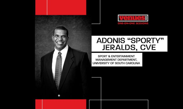 "Video: One-on-One-sessions with Adonis ""Sporty"" Jeralds, CVE"