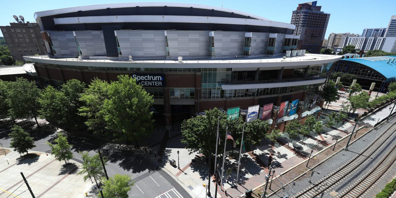 Spectrum Center Celebrates 15 Years