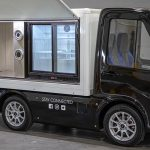 New Electric Vehicles Deliver For Socially Distanced Crowds